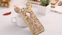 Capa moto online shopping - Bling Paillettes TPU Case For iPhone plus Moto G3 Cover Glitter Shell Capa For iPhone Cases Phone Coque Fundas good