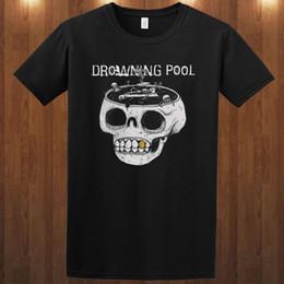 $enCountryForm.capitalKeyWord NZ - Drowning Pool T-shirt hard rock band Jasen Moreno S M L XL 2XL 3XL tee SoilPrint Tops Tee Shirt hip hop
