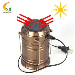 $enCountryForm.capitalKeyWord Canada - Solar Accumulator battery camping light Portable Ultra Bright Camping Lantern Bivouac Light rechargeable batteries