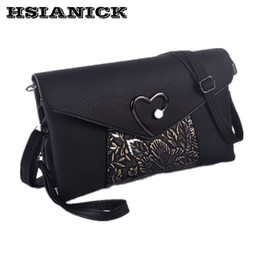 united phones Australia - Europe and United States double-layer elegant fashion clutch single shoulder bag small messenger bag female mobile phone handbag