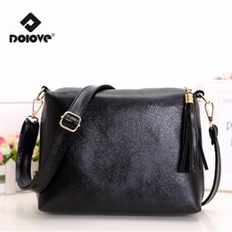 Discount new trend handbag - 2018 New Trend Of Women's Shoulder Bag Diagonal Shoulder Bag Ladies Messenger Tassel Handbags Wholesale