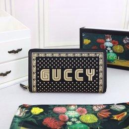$enCountryForm.capitalKeyWord Canada - best long zipper wallet with box women brand Genuine Leather square wallet leather purse women wallet 510488