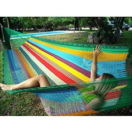 hammock portable camping garden beach travel hammock outdoor ultralight colorful swing bed hammock camping nz   buy new hammock camping online from best      rh   nz dhgate