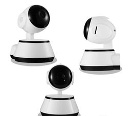 Discount security camera wires - High quality Home Security IP Camera WiFi Camera Video Surveillance 720P Night Vision Motion Detection P2P Camera Baby M