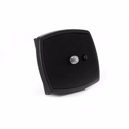 OOTDTY Nuevo Trípode Placa de liberación rápida Tornillo Adaptador de cabeza para DSLR SLR Cámara digital