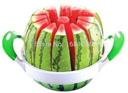 Cutter Fruit Watermelon Australia - Watermelon Cutter Convenient Kitchen Cooking Fruit Cutting Tools Watermelon Slicer Fruit Cutter Kitchen Fruit Vegetable Tools