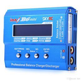 $enCountryForm.capitalKeyWord NZ - Genuine SKYRC iMAX B6 Mini 60W Professional Lipo Balance Charger Discharger For RC Battery Charging Re-peak Mode For NIMH NICD Fashion New