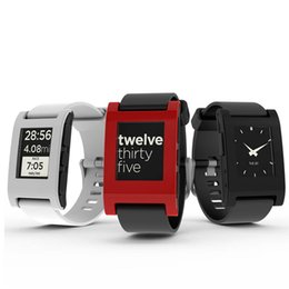 Smart watcheS pebble online shopping - ZycBeautiful for Pebble Classic E Paper Smartwatch Multi Functions Pebble Sports Watch ATM Waterproof Smart Watch