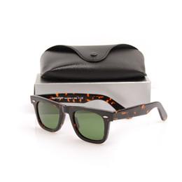 Новый высокое качество мужские женские солнцезащитные очки планка очки  Черепаха рамка солнцезащитные очки стекло объектив зеленый линзы очки  пляжные очки ... a0dc91beb7e