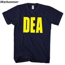 $enCountryForm.capitalKeyWord Canada - 2018 New Arrival Breaking Bad T-shirt Men Summer Cotton Printed Hank DEA Women Tee Shirt Homme O neck Short Sleeve Cotton Print Pattern Tees