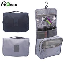 Hanging Travel Toiletry Bag For Women Portable Foldable Cosmetic bag Makeup  Organizer Men Shaving Kits Bathroom Accessories 028d7c0fb5e03