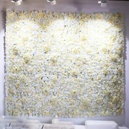 $enCountryForm.capitalKeyWord Canada - 60x40cm Artificial Flower wall decoration Road Lead Hydrangea Peony Rose Flower for Wedding Arch Pavilion Corners decor floral