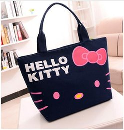 b24a9b8f2d Brand fashion Handbag Silicone jelly Boutique tote Hello kitty bag  transparent Lovely girl bag Casual Clutch shopper bag