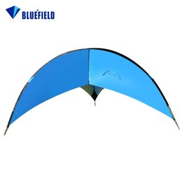 Discount outdoor car shades - Bluefield Beach Canopy Tent Sun Shade Patio Cabana Outdoor Camping Picnic Table Tent Foldable and Portable for Hiking Fr