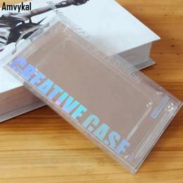 $enCountryForm.capitalKeyWord Australia - Amvykal For iphone X 6 6s 7 8 Plus Samsung S8 S9 Soft Hard Case Cover Universal Blister PVC Box Retail Packaging