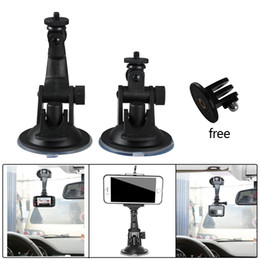 Dvr mount holDer online shopping - 1 Mount DV GPS car Camera Stand Holder Auto DVR Holder Styling Mini Suction Cup Mount Holder High Quality