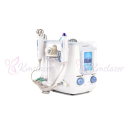 microcurrent new face machine Australia - 2018 New Korea AQUASURE Hydrogen hydro dermabrasion machine aqua peeling skin cleaner microcurrent face lift beauty device