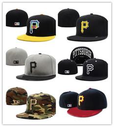 Boa Moda Clássica Compras Online Pittsburgh Pirates Rua Cabido Moda Chapéu  P Letras Snapback Cap Homens Mulheres Basquete Hip Pop 416a5a70edc