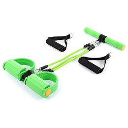 pedal tone UK - Training Band Resistance Body Trimmer Fitness Pedal Exerciser Perfect for toning, strengthening stomach, waist and legs, arms