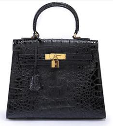 Discount paris flowers - crocodile bag cross body shoulder brand new handbag tote 3D ostrich wholesale women tote purse CA France genuine leather