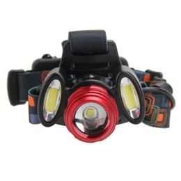 Xml T6 3x Headlamp Australia - 15000LM 3x XML T6 USB Rechargeable Waterproof Headlamp HeadLight Torch Lamp For Outdoor Fishing Hunting Hiking Camping