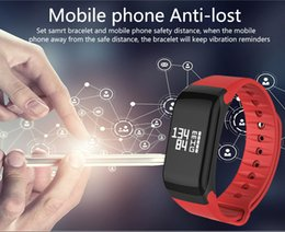 $enCountryForm.capitalKeyWord Canada - Smart Band blood Pressure Watches F1 Smart Bracelet Watch Heart Rate Monitor Smart Band Wireless Fitness For Android IOS