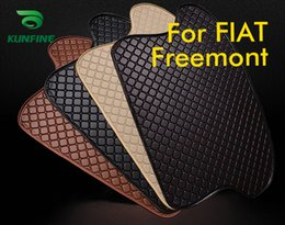 $enCountryForm.capitalKeyWord Australia - Car Styling Car Trunk Mats for Fiat Freemont Trunk Liner Carpet Floor Mats Tray Cargo Liner Waterproof 4 Colors Opitional
