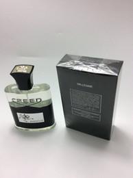 Ingrosso 2019 New Creed aventus perfume per uomo 120ml con durata nel tempo buona qualità alta capacità di fragranza