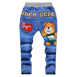 ef0e3efe55f Years Old Girl Jeans UK - Boys Jeans Children s fashion pants 2-5 years old