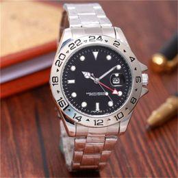 Big Purple Watches Australia - Relogio Masculino 44mm Big Watch Digital Bezel Mens Designer Watches Top Brand Luxury Bracelet Men Wristwatch Bracelet New Tag Quartz Clock