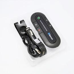 China Sun Visor Bluetooth Speakerphone MP3 Music Player Wireless Bluetooth Transmitter Handsfree Car Kit Bluetooth Receiver Speaker Car Charger cheap sun solar car suppliers