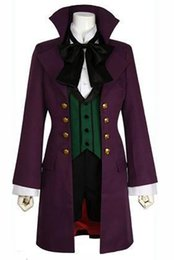 Alois trAncy online shopping - Black Butler Kuroshitsuji Alois Trancy Cosplay Custome
