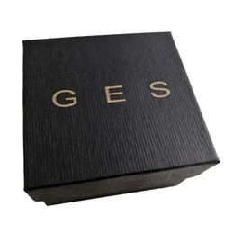 China Fashion GS Brand carton paper box Watch Boxes & Cases suppliers