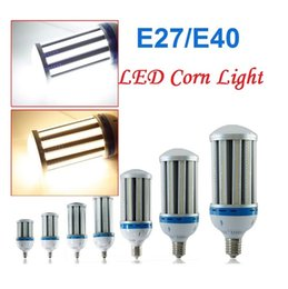Toptan satış Yüksek Defne Işık E27 B22 E40 Shoebox Güçlendirme Led Mısır Işık 24 W 36 W 50 W 60 W 100 W 120 W Kolye Lambaları Okul Dükkanı Depo Aydınlatma