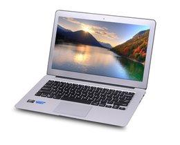 dual core hdmi laptop 2019 - 1pcs Full metal case Ultrabook notebook Celeron 2957u dual core Windows 10 laptop Webcam Wifi Bluetooth HDMI 2G RAM 64G