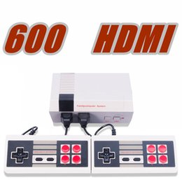 new handheld game systems 2019 - new Coolbaby HD HDMI Out Retro Classic Game TV Video Handheld Console Entertainment System Classic Games For NES 600 gam