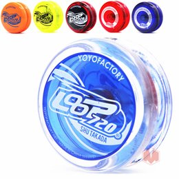 yoyo Australia - YYF LOOP720 YOYO professional yo - yo CNC Metal bearing yoyo plastic ball for beginner level yoyo