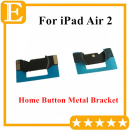 $enCountryForm.capitalKeyWord NZ - New Home Button Metal Bracket for Apple iPad 6 Air 2 Home Button Bracket Replacement Repair Part 30Pcs