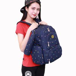 $enCountryForm.capitalKeyWord UK - Fashion Mummy Maternity Nappy Diaper Bags Multifunction Mother bag Large Capacity Baby Travel Backpack Baby Nursing Bags
