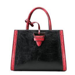 Discount ladies big hand bags - Fashion Serpentine Ladies Hand Bags 2017 Luxury Handbags Women Bags Designer Big Capacity Women Crossbody Bag Hot sell
