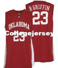 $enCountryForm.capitalKeyWord NZ - Cheap Mens #23 Oklahoma Sooners Blake Griffin College Basketball Jerseys Red Retro Stitched Sports Jersey Shirt Custom any Number