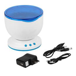 $enCountryForm.capitalKeyWord UK - Led Night Light Projector Ocean Daren Waves Projector Lamp With Speaker