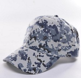f488ba5ca3ad2 DHL Camo Adjustable Baseball Cap Army Military Cap Baseball Casquette  Camouflage Hats For Hunting Fishing Outdoor Activities