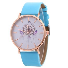 Wholesale 2018 new design women mens fashion leather watch unisex ladies dress quartz magic wrist watches for women mens watch