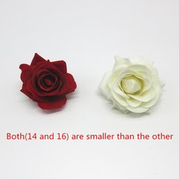 Fabric Hair Brooches Australia - flower accessories 2018 1PCS Fabric Blooming Rose Flower woman Decorations & Brooch wedding party Clip Bridal Hair