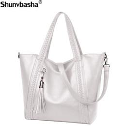 94f436b31ab6 2018 новый стиль Женская P U сумки женщины сумки посыльного досуг женский  тотализатор мода большой емкости большой мешок плеча мешок mainY1883107