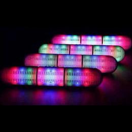 Discount pulse mini speaker - Colorful JHW-V318 Pulse Pills Led Flash Lighting Portable Wireless Bluetooth Speaker Bulit-in Mic Handsfree Speakers Sup
