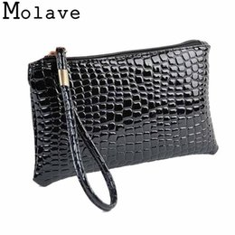 China Women Wallet Purse Handbag Womens Crocodile PU Leather Clutch Handbag Bag Coin Purse Crocodile Clutch Women Bag Jan19 cheap crocodile fashion wallet suppliers