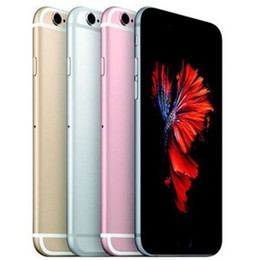 "apple refurbished iphone Australia - 4.7"" Apple iPhone 6s Dual Core 1GB RAM 16GB 64GB 128GB ROM 8MP fingerprint Original Refurbished unlocked phone with sealed box"