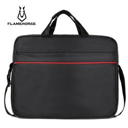 New Business Office Bags Laptop Bags Portable Oxford Cloth Multifunction  Waterproof Briefcase 14 Inch Travel Shoulder Bag d58ade5dfefc2